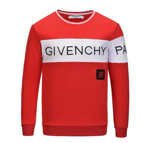 Givenchy Red Longsleeve
