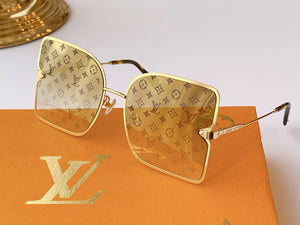 Clear Gold Shades LV #2