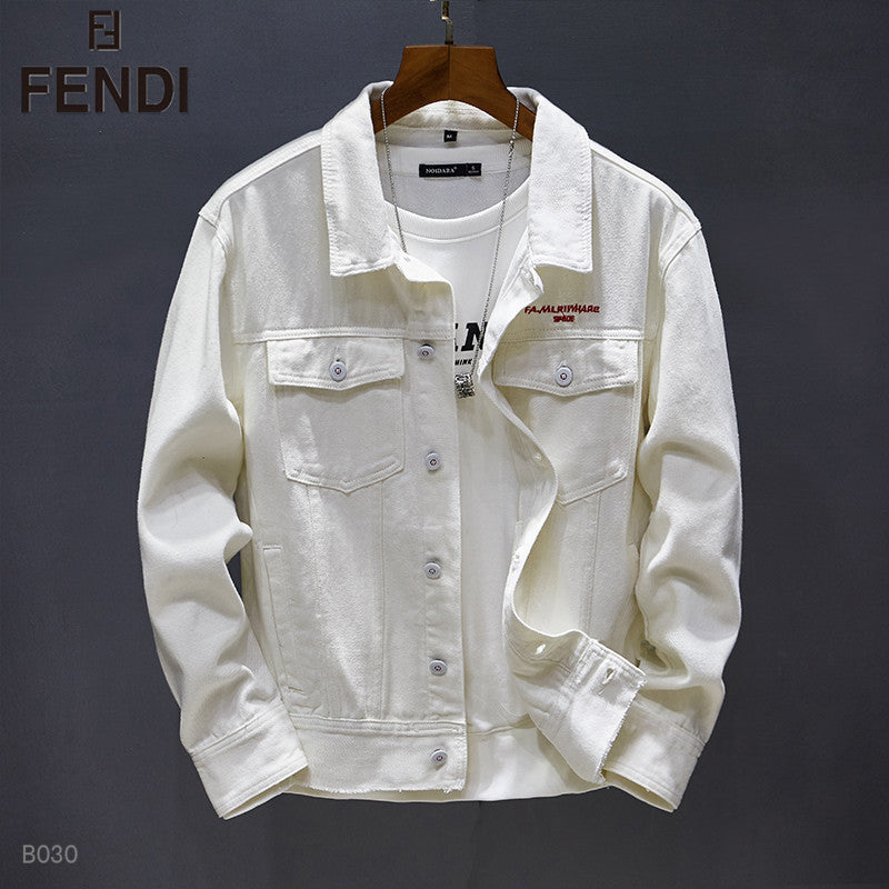 F Designer Denim Jacket #J1