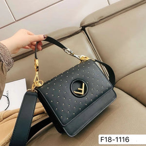 Fendi Printed Handbag