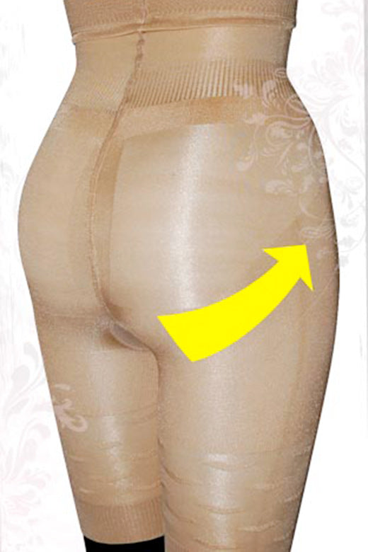 Beige Slimming Pant Shaper for women