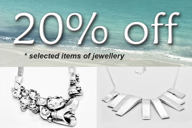 Discount jewellery - special offers