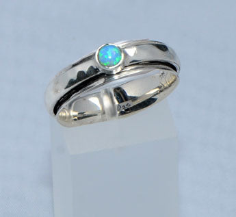 Silver ring 01485