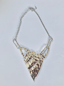 Lee Hammered Necklace
