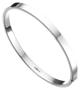 Square Cut Bangle