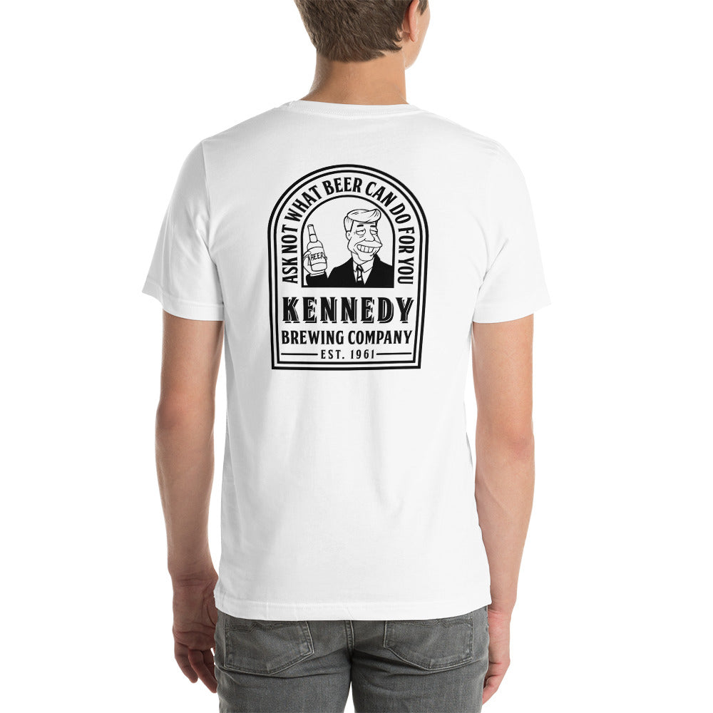 JFK Kennedy Brewing Company T-Shirt