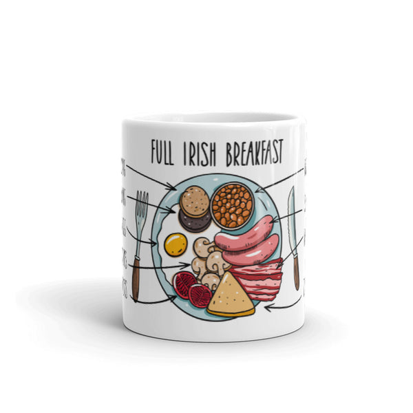 Full Irish Breakfast Mug