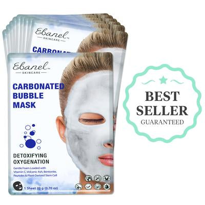 Carbonated Bubble Mask Pack