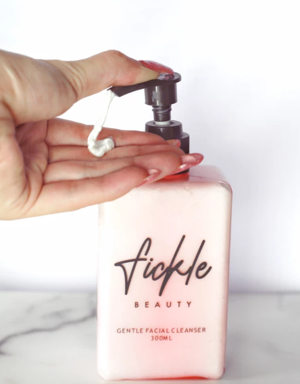 Fickle Beauty Gentle Facial Cleanser