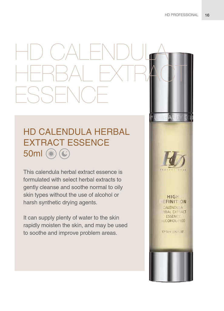 Calendula Herbal Extract Essence