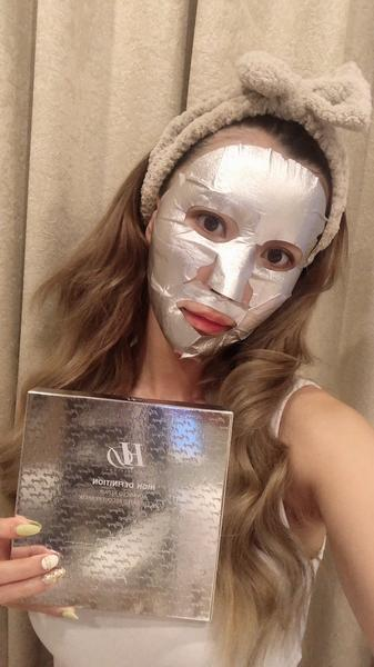 Advanced Repair Concentrated Recovery Mask (Foil Mask)