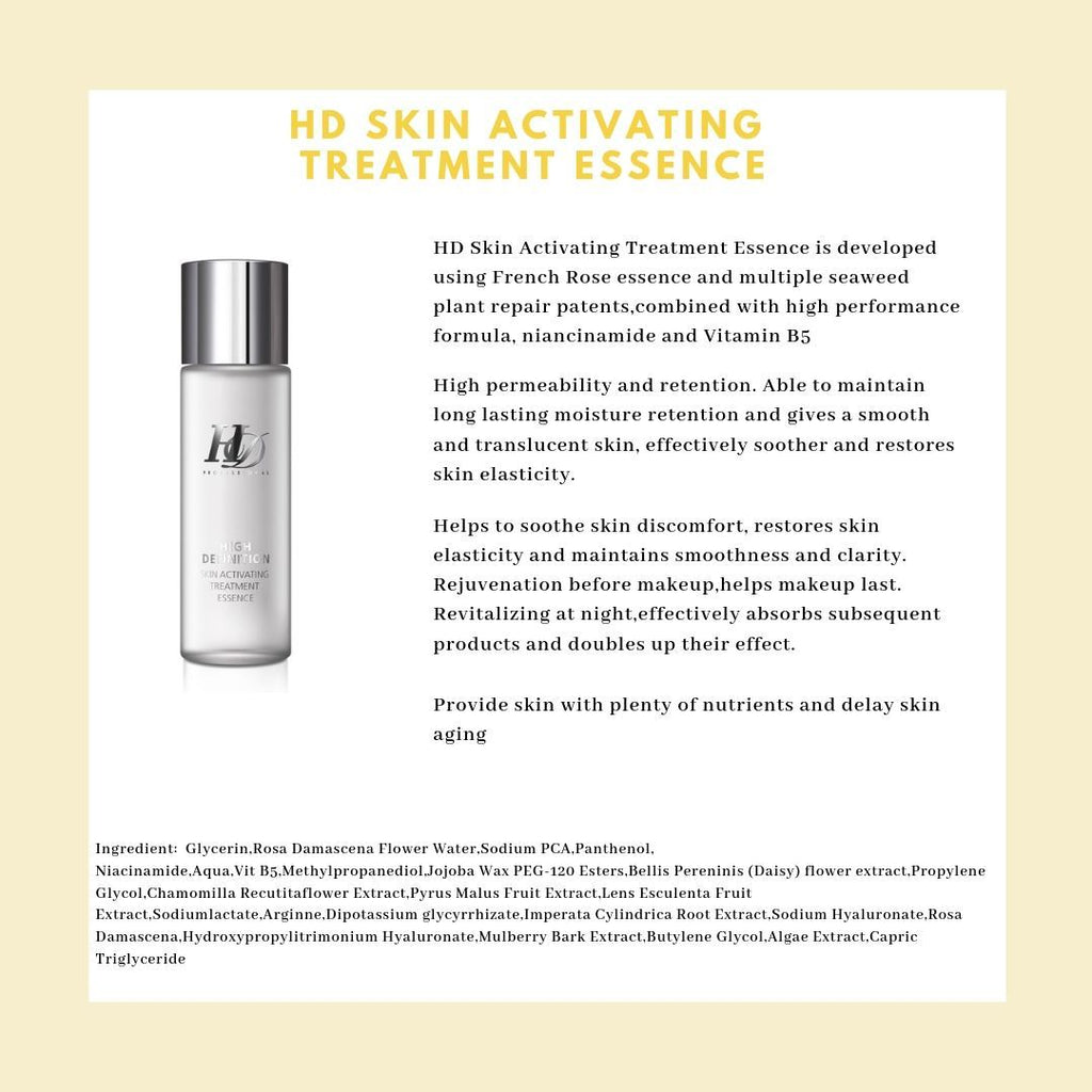 Skin Activating Treatment Essence