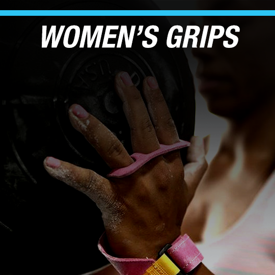 Womens crossfit grips for pull ups and gymnastics