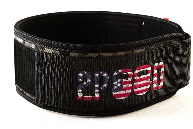 2POOD - DEVGRU Straight Weightlifting Belt