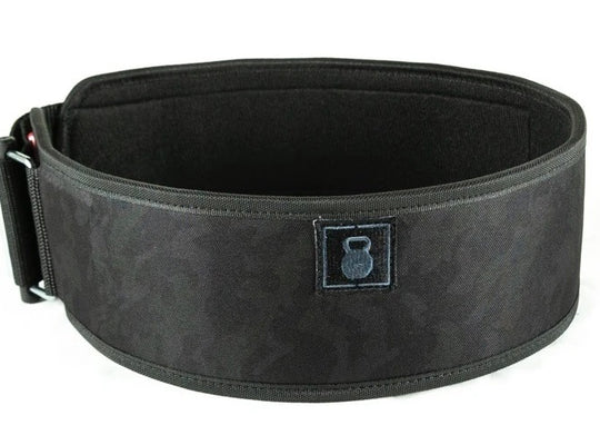 2POOD - Operator Straight Weightlifting Belt