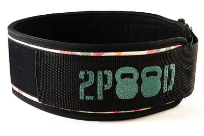 2POOD - Pineapple Straight Weightlifting Belt