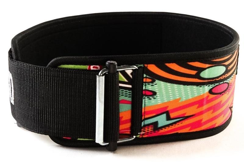 2POOD - Pugsley Straight Weightlifting Belt