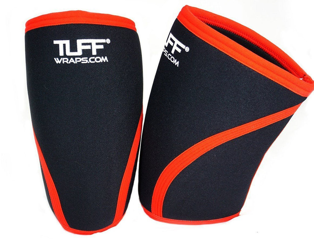 TUFF 7mm X-Training Knee Sleeves