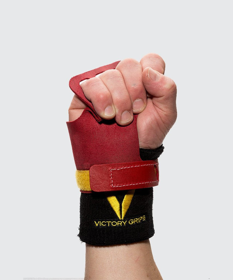 Victory Grips wrist band for crossfit and hand grips