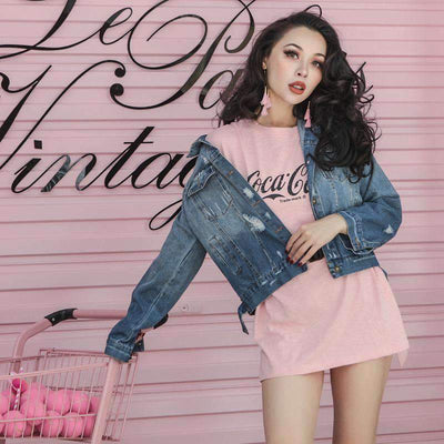 Coralie Denim Jacket