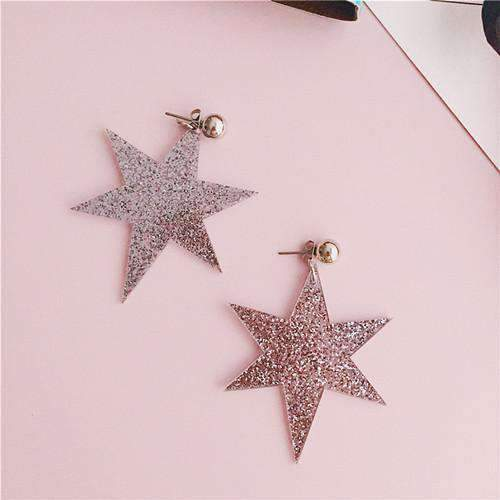 Dandy Star Earrings