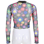 MIMMIE Flower Girl Top