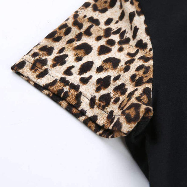 Millie Leopard Top