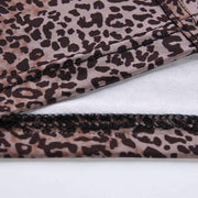 Presious Leopard Crop Top