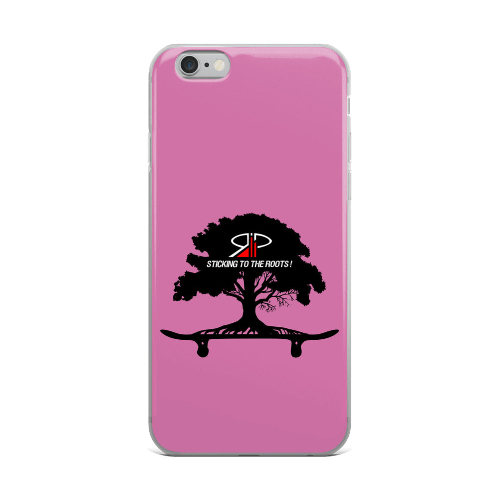 "RIP Limited ""Sticking to the Roots!"" IPHONE CASE"