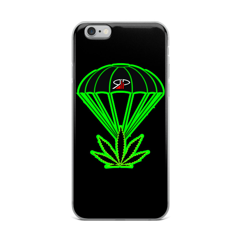 "RIP Limited ""SPREAD BUD NOT WAR"" IPHONE CASE"