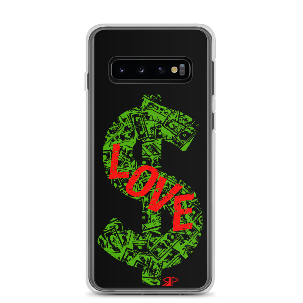 "RIP Limited ""I LOVE $"" SAMSUNG CASE"