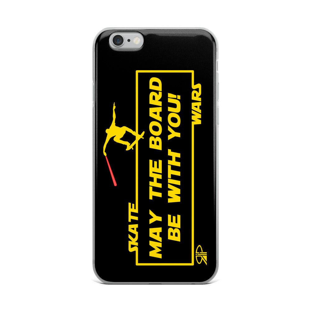 "RIP Limited ""SkateWars"" IPHONE CASE"