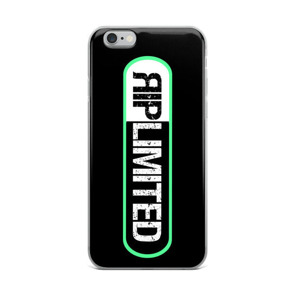 "RIP Limited ""BANNER"" IPHONE CASE"