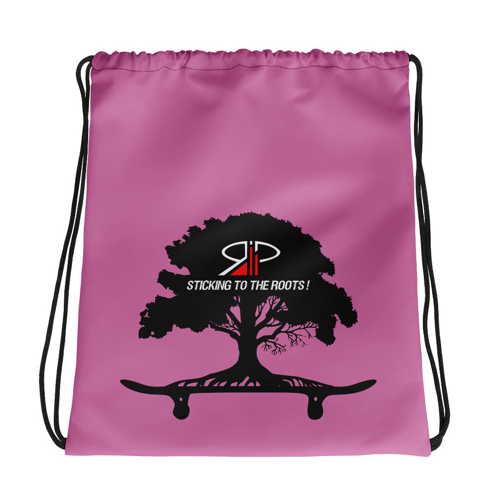 "RIP Limited ""Sticking to the Roots!"" DRAWSTRING BAG"