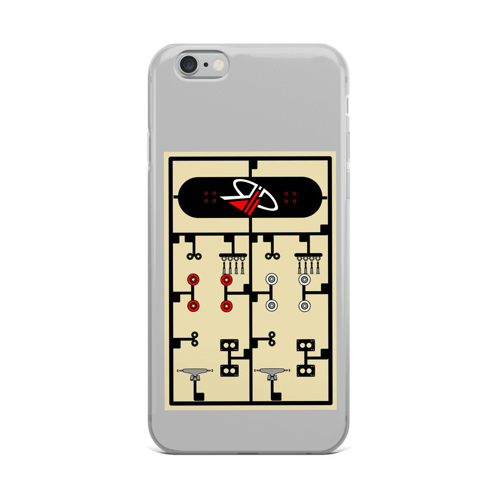"RIP Limited ""Skateboard Model"" IPHONE CASE"