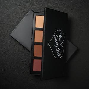 Earthy Eyeshadow Palette