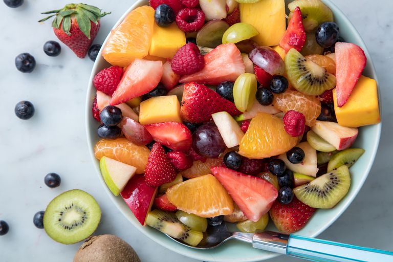 The Perfect Fruit Salad