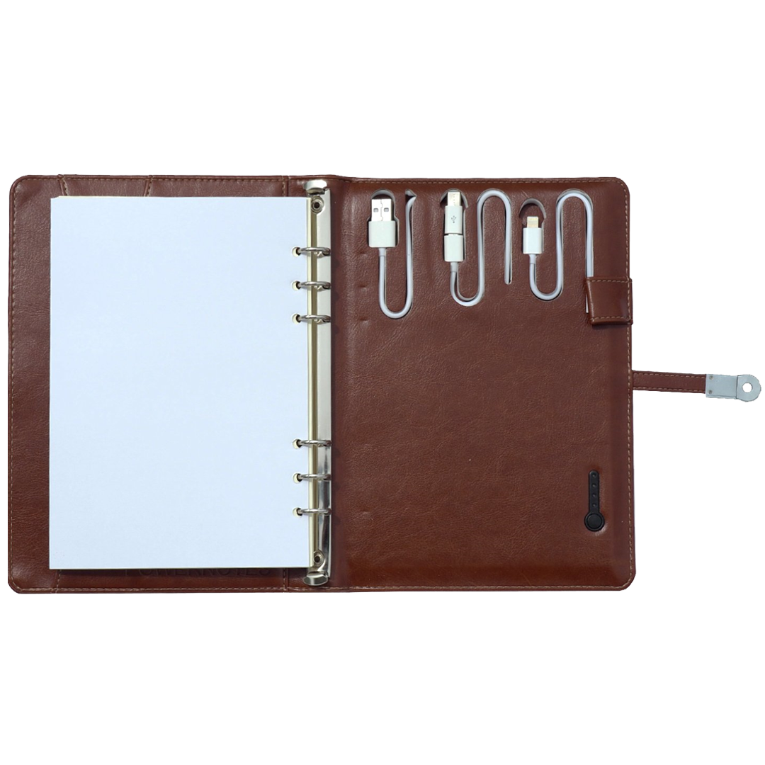 Powernotes 2.0 in Espresso Brown