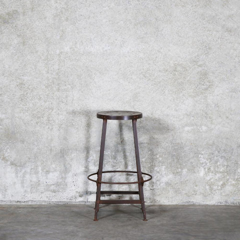 Andes Iron Stool