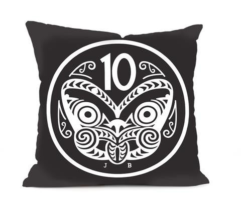 Cushion - 10 cent coin