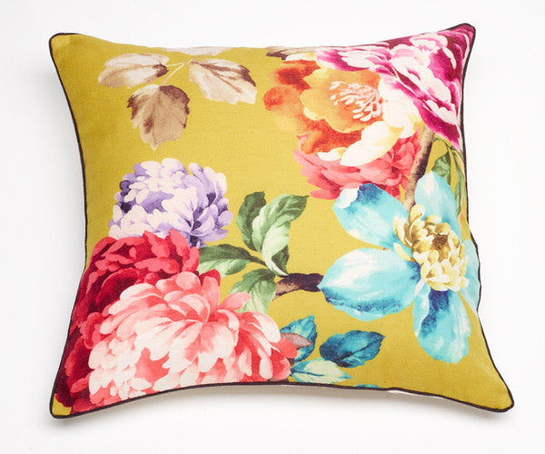LUXOTIC Audrey Cushion - Gold