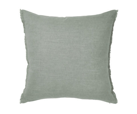 Aura Fringe Cushion - 2 Colours