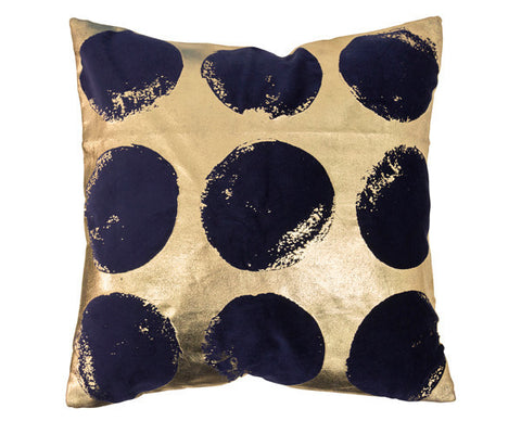 Foil cushions - three patterns
