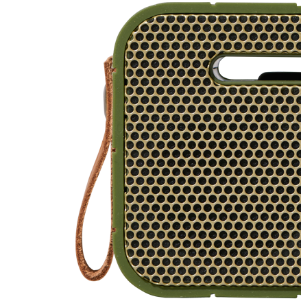 Kreafunk aMove portable speaker - army green