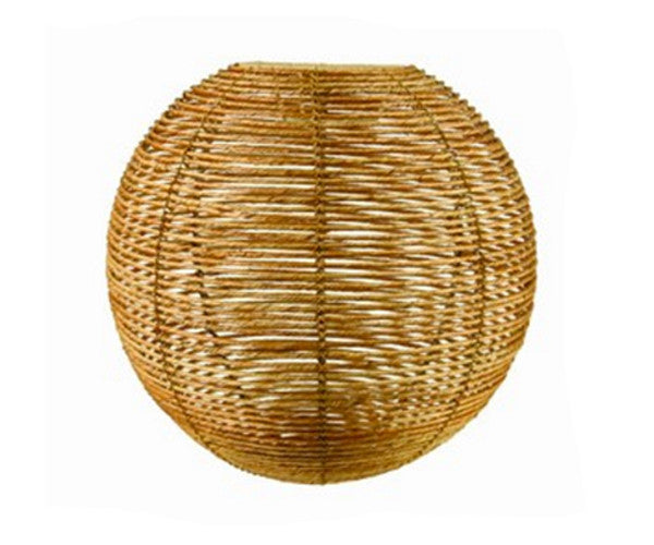 Metro jute shade - two sizes