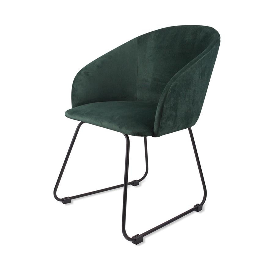 Piha Dining Chair - Green