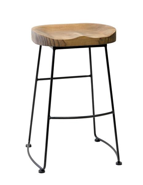 Hugh Metal Bar Stool
