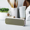 Kreafunk aGroove portable speaker - dusty pink