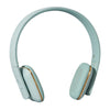 Kreafunk aHead wireless headphones - dusty blue