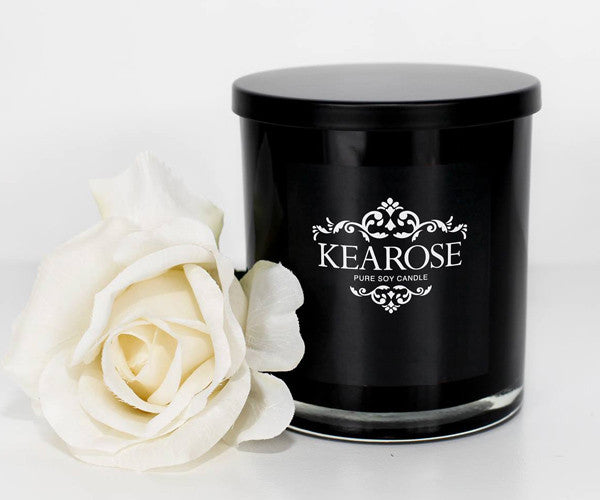 Kearose Superior Candle - Strawberries & Champagne